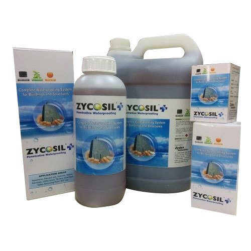 ZYCOSIL PLUS (Water Repellent and Sealer Nano Chemical)
